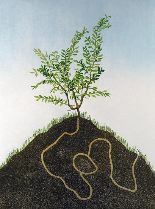 Boxwood (The Journey is the Treasure), Rebecca Gilbert