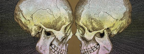 Memento Mori Skulls Rebecca Gilbert
